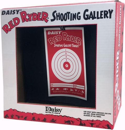 Daisy Red Ryder Shooting