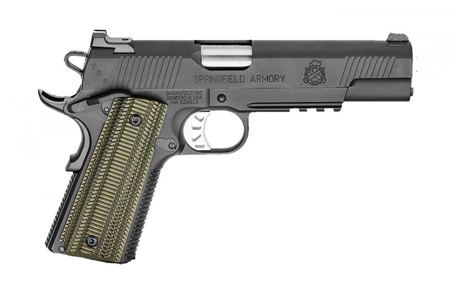 1911 10mm Trp Service 5 Bk