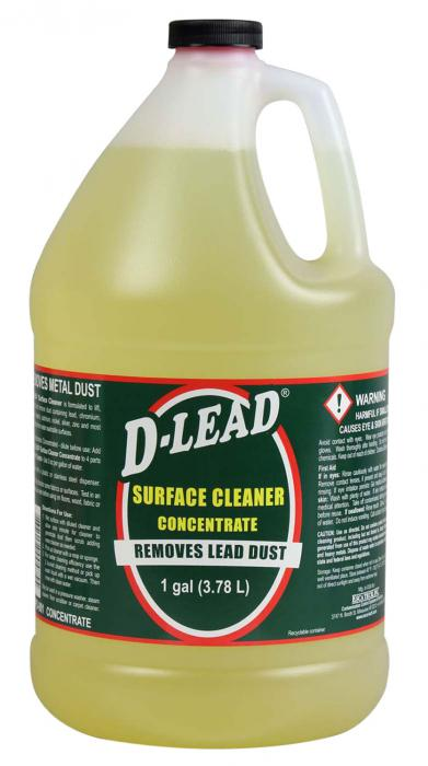 ETI 330pd-4 D-lead Surface Cleaner 1gal