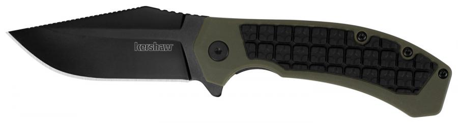 "Kershaw 8760 Faultline Folder 3"" 8cr13mov"