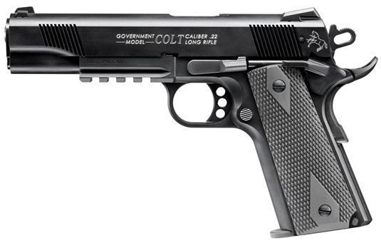 Carl Walther/umarex USA Colt Rail Gun