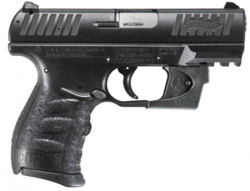 "Walther CCP M2 9mm 3.54"" Viridian"