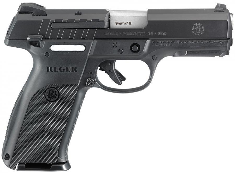 """Ruger 9E 9mm Luger 4.1"""" 17rd"""