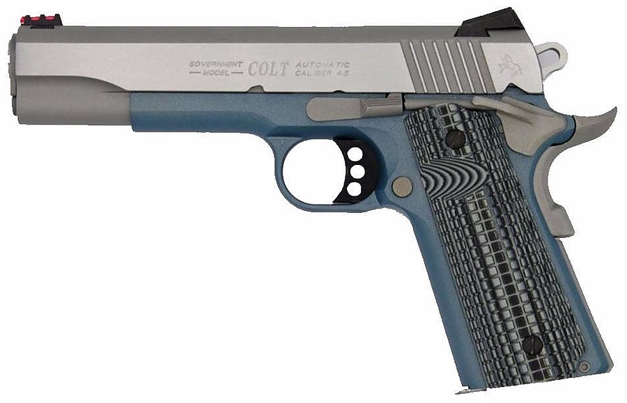 Competition Titanium 45acp