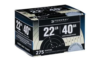 Federal 729 Power-shok 22 Long Rifle