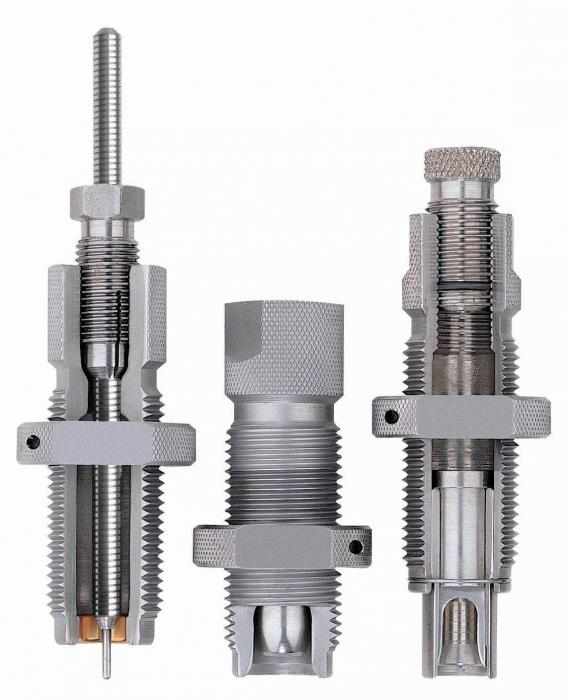 Hrndy 3-die Set Taper Crimp 10mm/40s