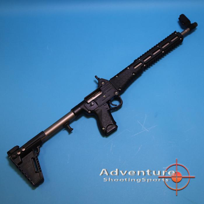 Kel-tec Sub-2000 9MM Glock 19 Mags