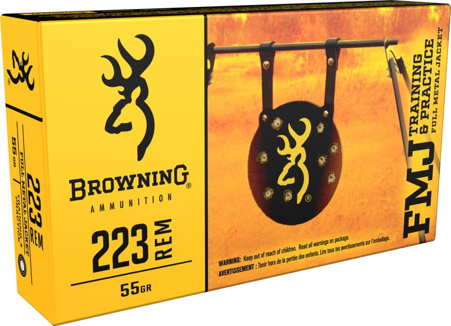 Browning Ammo B192802232 Training & Practice