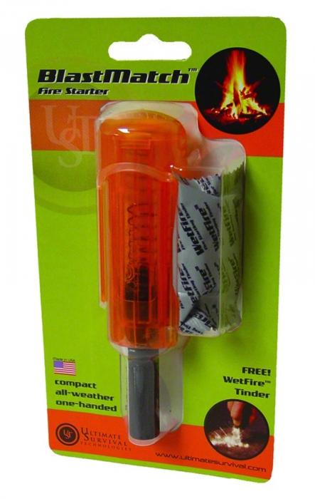 Ultimate Survival Tech Blastmatch Fire Starter