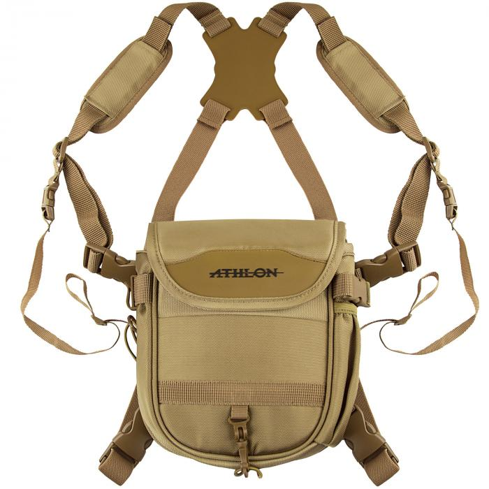 Athlon 706011 Athlon Binocular Harness Tan