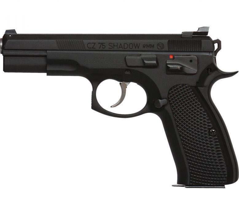 Czu 75 Shadow Tact Ii 9mm