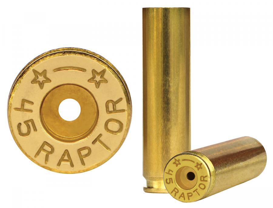 Starline Brass Star45raptor Unprimed Cases 45