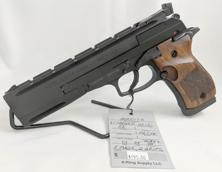 Beretta 87 Target (a-3648)
