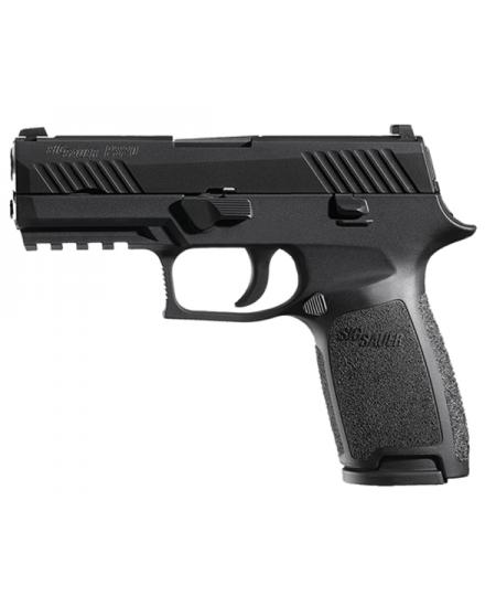 "Sig P320 Carry 9mm 3.9"" 10rd"