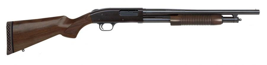 Mossberg 500 12/18.5 3 Bl/wd Cyl