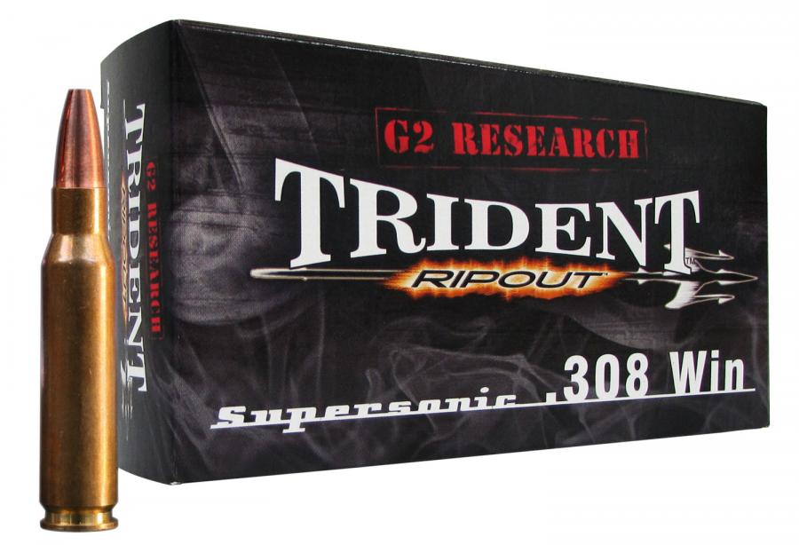 G2R RIP 308 Trident Supersonic 20/18