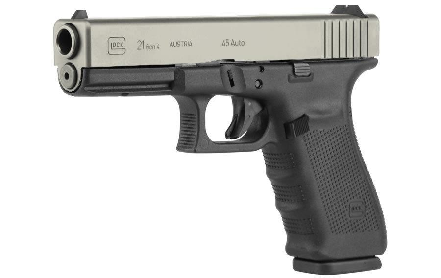Glock 21 Nickel Boron