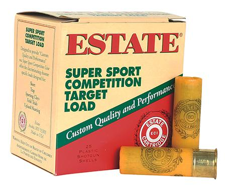 "Estate 20 Gauge 2-3/4"" #7.5 Lead"