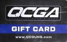 Qcga Gift Card $200