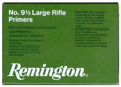 Rem Primers-large Rifle