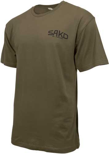 Sako T-shirt W/logo