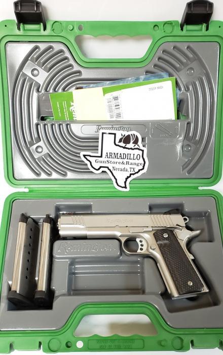 Remington 1911 R145 ACP Pistol- Consign