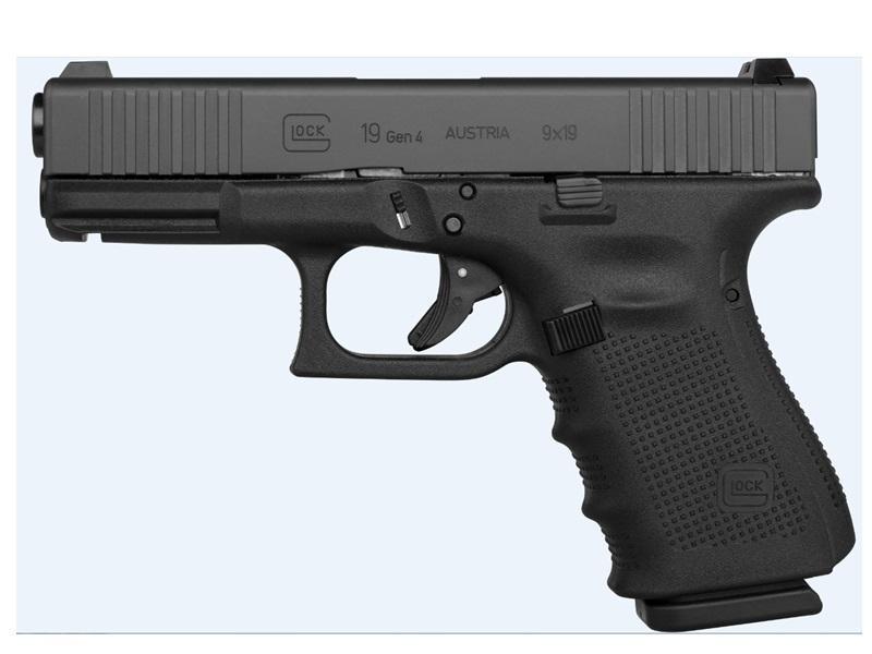 Glock Pg1950731fs 19 G4 9M FRT