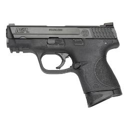 "S&W M&P Compact 3.5"" 9mm 12rd"