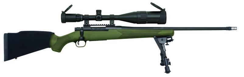 Mossberg Patriot Rifle