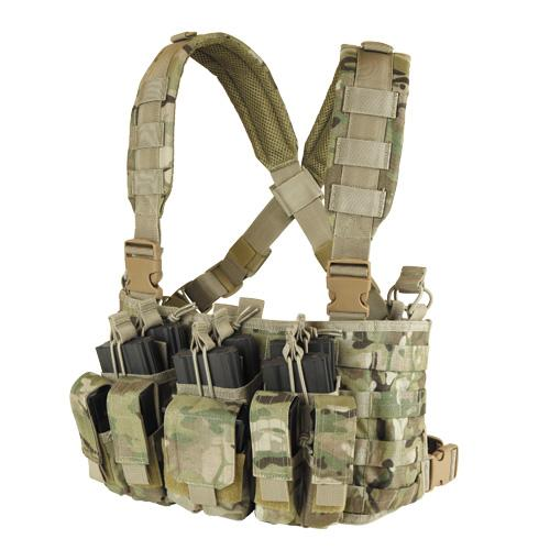 Recon Chest RIG With Multicam