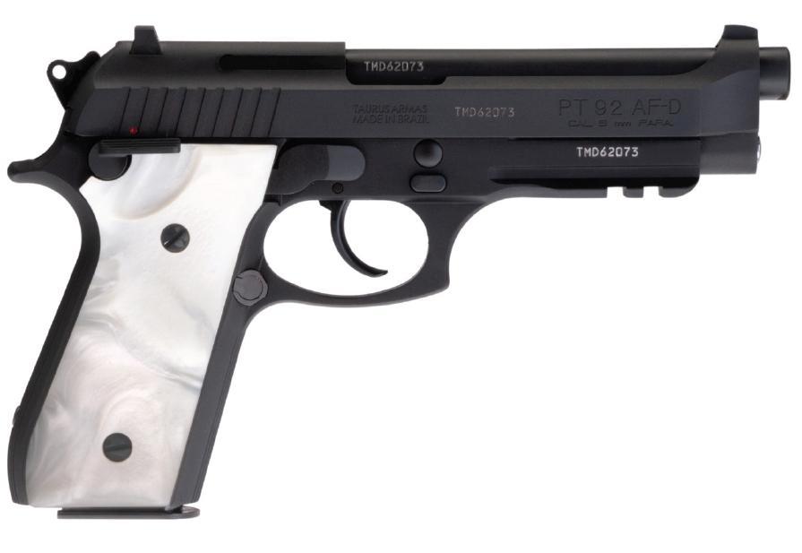 Tau Pt92 9mm Da 17rd Fs