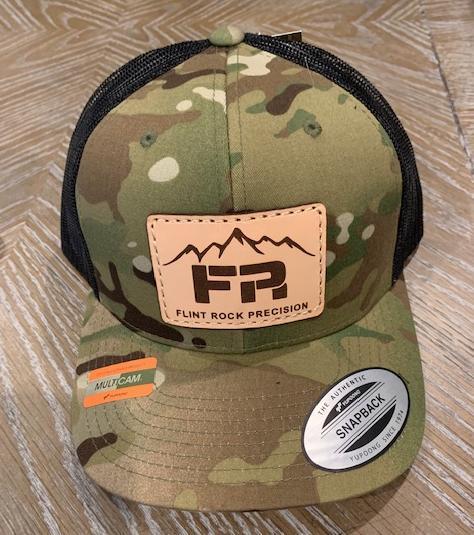 Flint Rock Precision Patch Hat