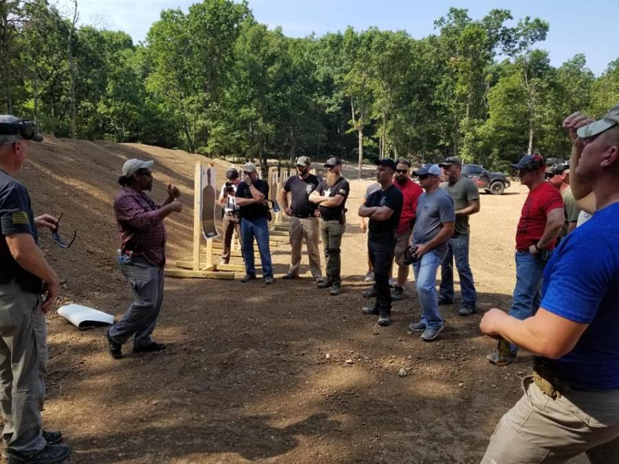 Tactical Pistol Course - July