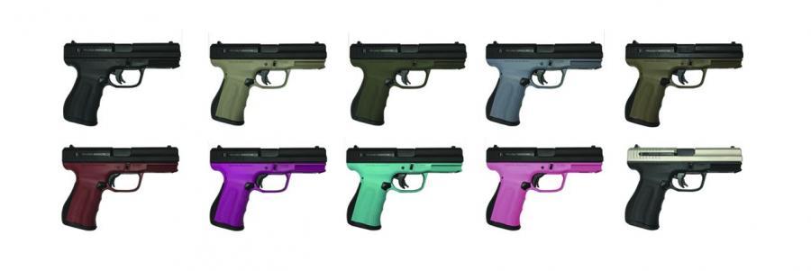 """Fmk Elite 9c1 G2 9mm 4.5"""""""