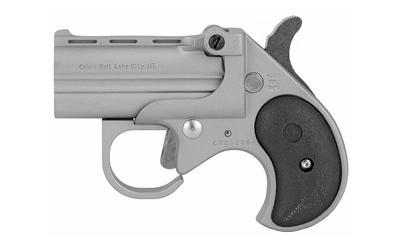 Cobra Big Bore W/guard 9mm Stn/blk