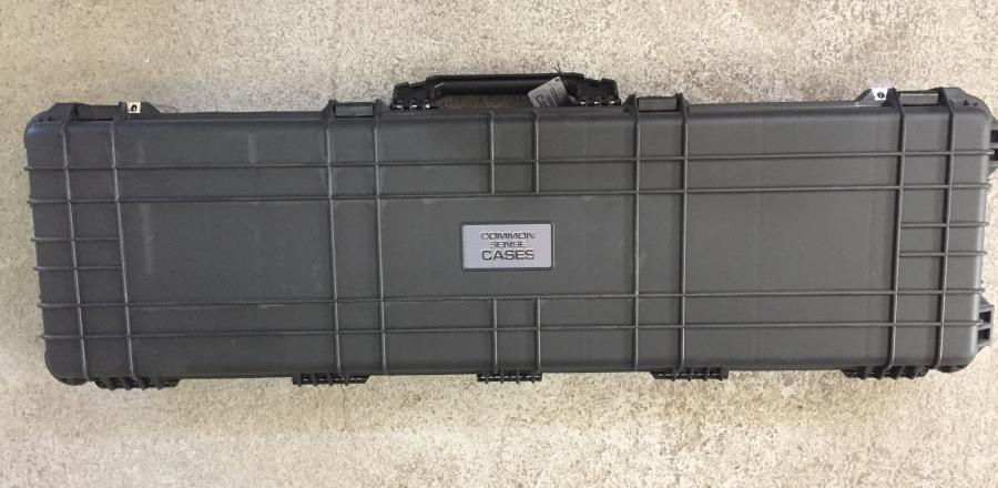 Black GUN Case 5010