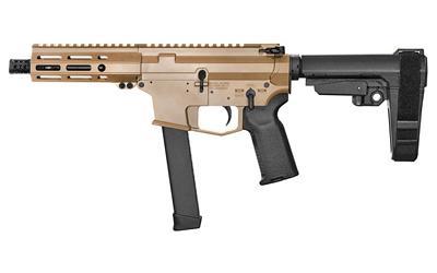 """Angstadt Udp9 Pstl Sba3 9mm 6"""""""
