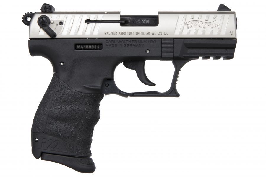 Wai P22qd 22lr Da 10rd 3.4n