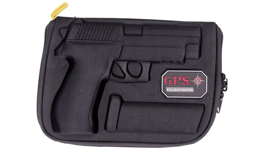 Gps Compression Molded Pistol C