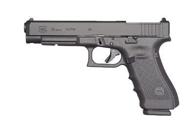 Glock 35 Gen4 40sw 10rd Mos