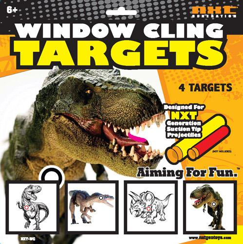 Nxt Generation Dinosaur Window