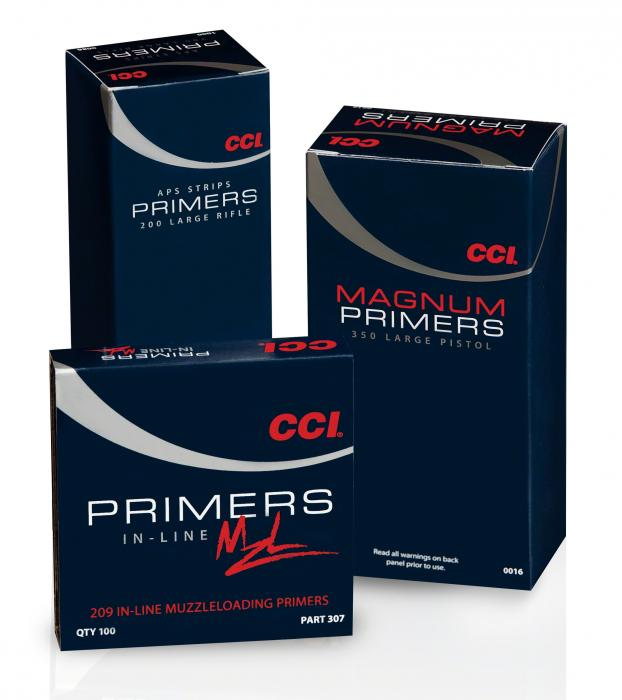 CCI Primers 5-pack