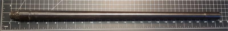 8x63 Swedish Barrel Blank