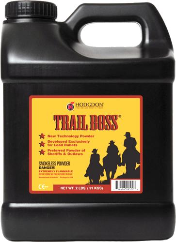 Imr Powder Trail Boss 2lb.