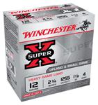 Win Ammo Super-x 12ga. 2.75""