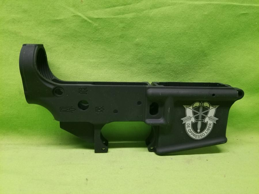 AA Tactical Tac-l Wing Stripped Lower