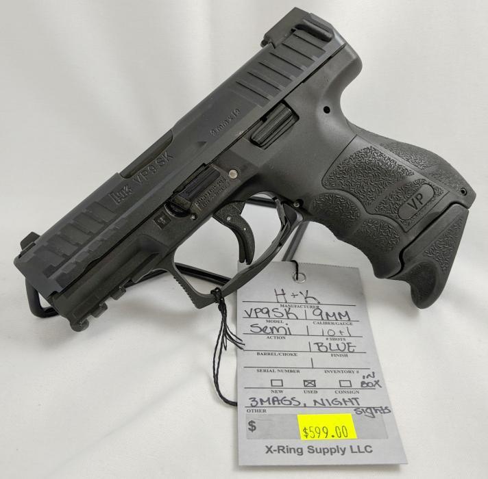 H&K Vp9sk (a-4007)