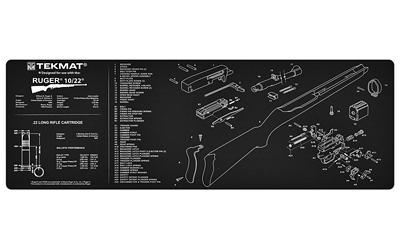 Tekmat Rifle Mat Ruger 10/22