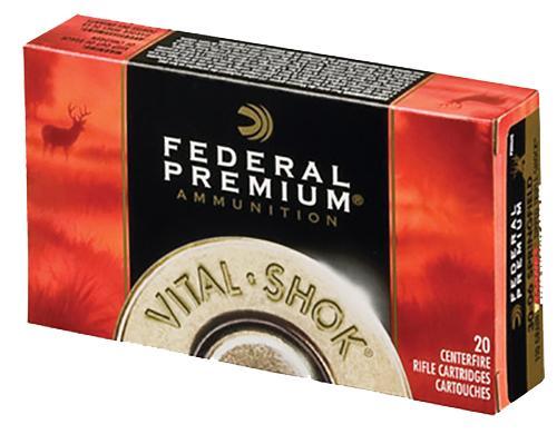 Federal P3006a1 Premium 30-06 Springfield Nosler