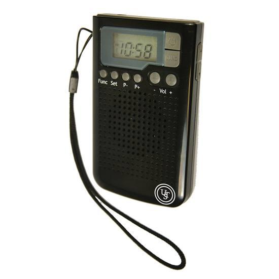 Ust Weatherband Radio Black